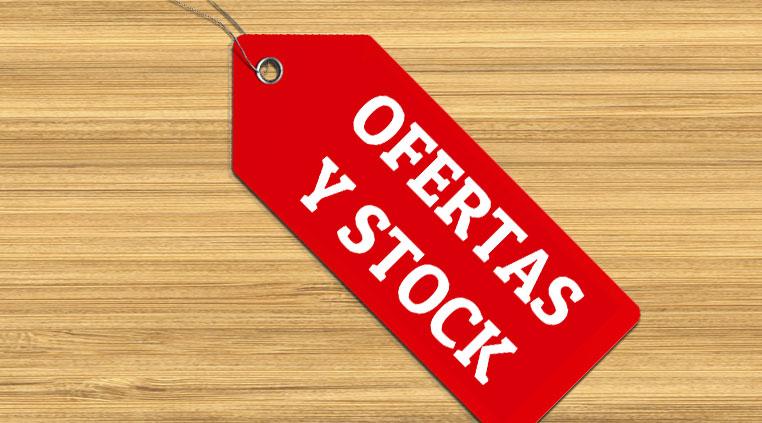 OFERTAS Y STOCK